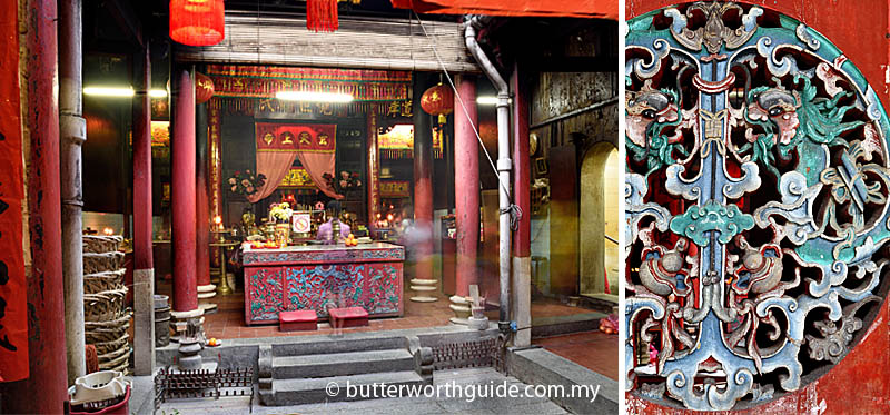 Hock Teck Cheng Sin Temple © butterworthguide.com