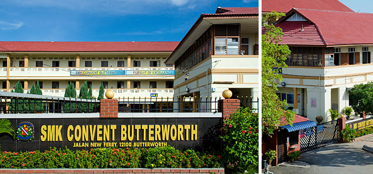 SMK Convent Butterworth