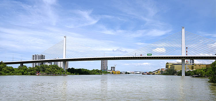 Prai River Bridge © Adrian Cheah